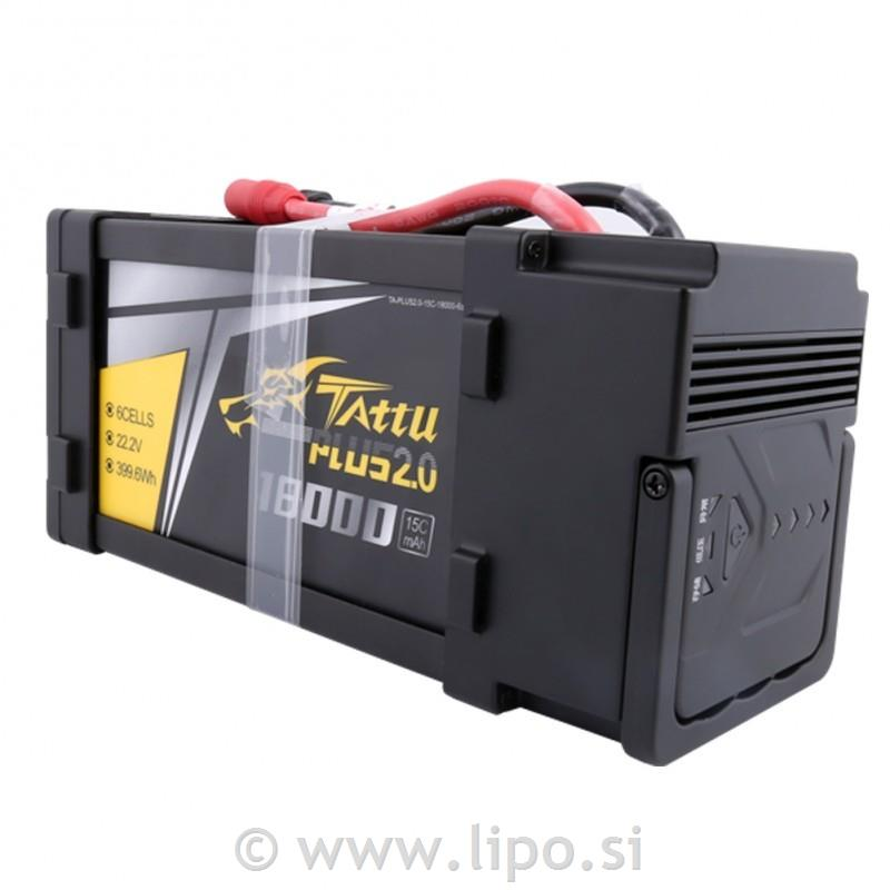 TATTU PLUS 2.0 18000MAH 22.2V 15C